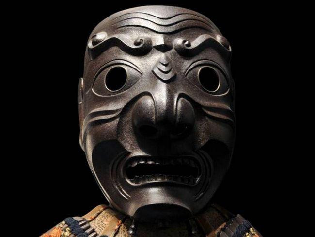 Фото - 10 Самих страшних масок в історії