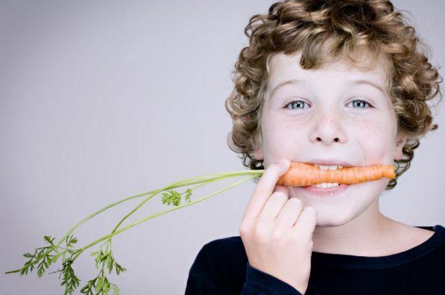 Фото - Діти і продукти: 10 порад для батьків