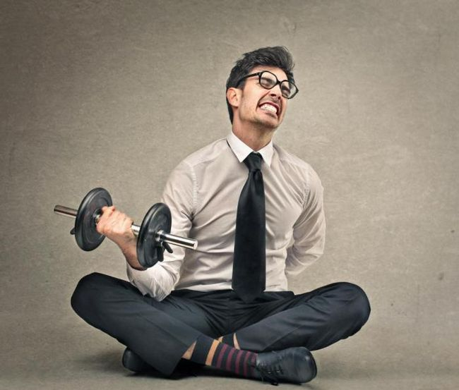 Фото - Якщо ви працюєте занадто багато, то можете зіпсувати свою кар'єру