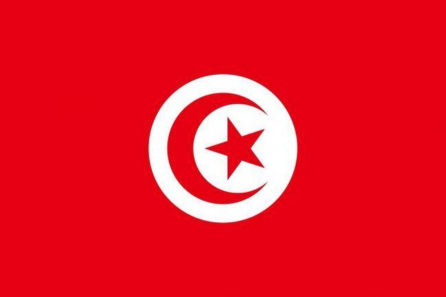 Фото - Прапор Тунісу: зовнішній вигляд і історія