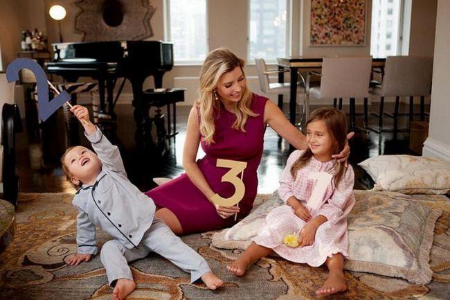 Фото - Іванка трамп вагітна третьою дитиною