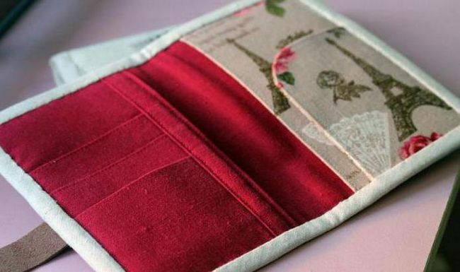 Фото - Виготовлення обкладинки для паспорта: ідеї. Прикольні обкладинки на паспорт