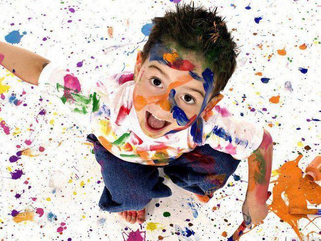 Фото - Як діти можуть навчити нас надихатися і творити