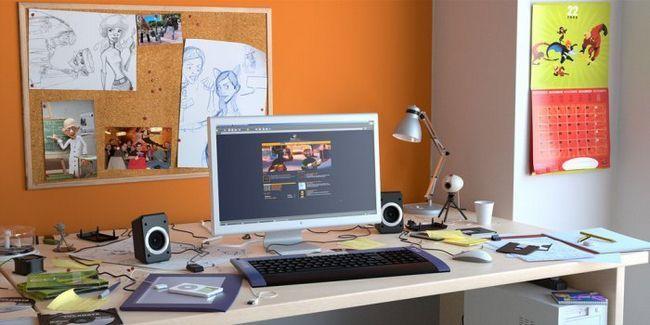 Фото - Як обладнати робоче місце, щоб підвищити продуктивність роботи
