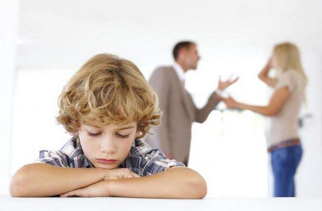 Фото - Як проходить процедура розлучення за наявності неповнолітніх дітей