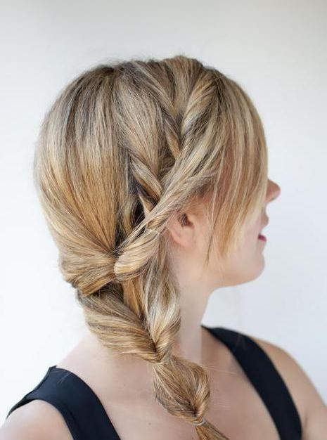 зачіски коси з гумками