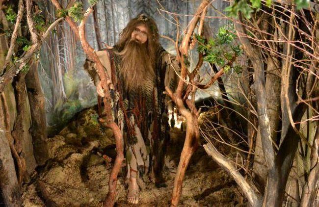 Фото - Містичні істоти: монстри, духи, лісовик, домовик