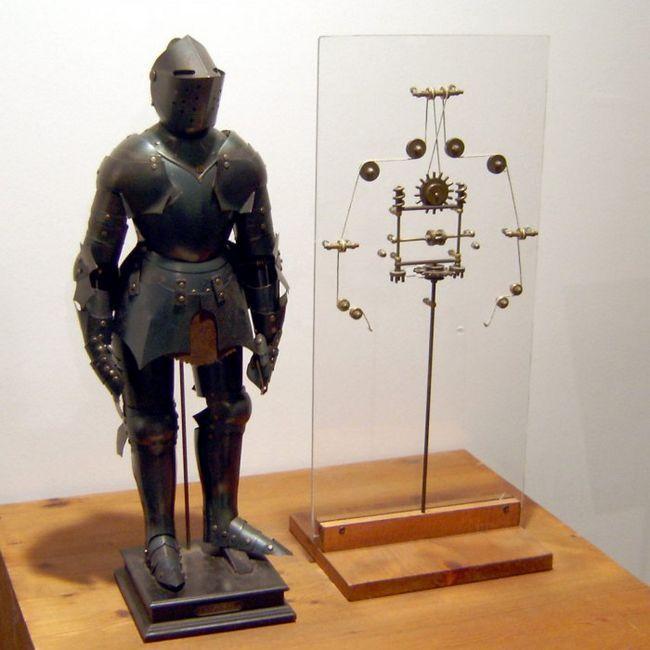 Фото - Перші роботи і автомати: огляд механічних чудес від античності до 18 століття