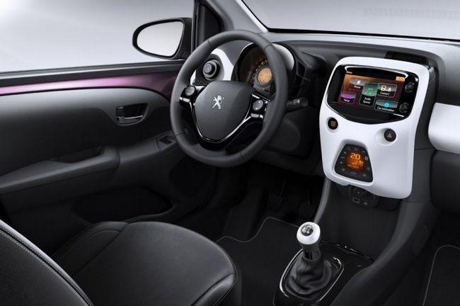Фото - Peugeot 108: огляд