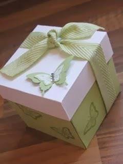 Фото - Подарункова коробочка з картону своїми руками: схеми прості