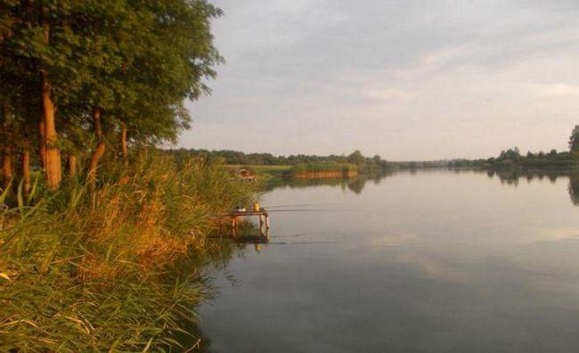 Фото - Риболовля в харківській області: кращі місця