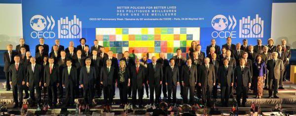 Фото - Країни організації економічного співробітництва і розвитку. ОЕСР і її діяльність