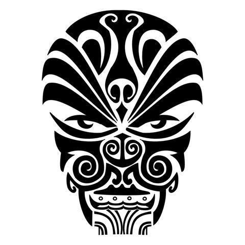 маорі тату ескізи