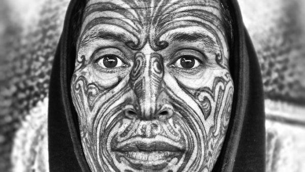 тату маорі значення