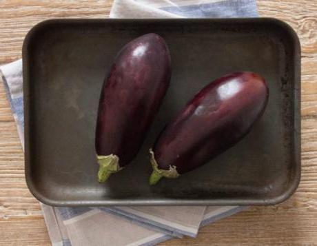 В`ялені баклажани