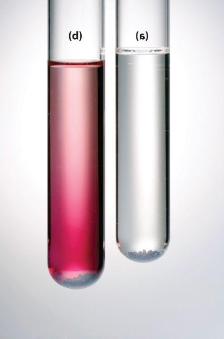 перманганат калію хімічні властивості
