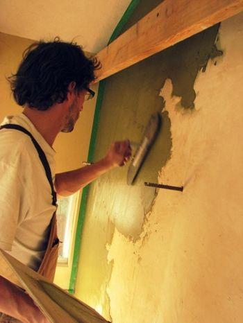 вирівнювання стін шпаклівкою